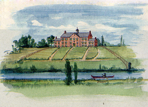 The Ursuline Convent at Charlestown